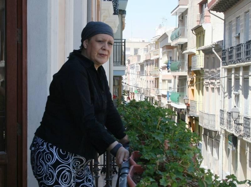 Adiós a Ana María Ruiz, divulgadora del arte sacro y de la Semana Santa de Cieza