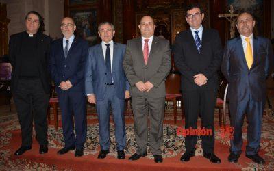Manuel Pérez, Nazareno del Año 2018 en Cieza