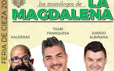 Los Monólogos de la Magdalena 2018