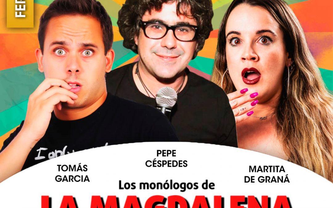 Los Monólogos de la Magdalena 2019