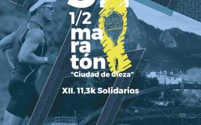 XXXII Media Maratón Ciudad: inscripciones abiertas